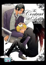 The contract with devil.