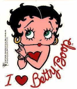 I love Betty
