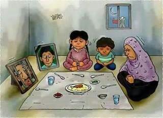 Regarder à l'heur de manger en Palestine ( une horeure de voire sa )   Ba sa se passe aujourd'hui et sa dit ces nous les terroristes p as nous  ;)