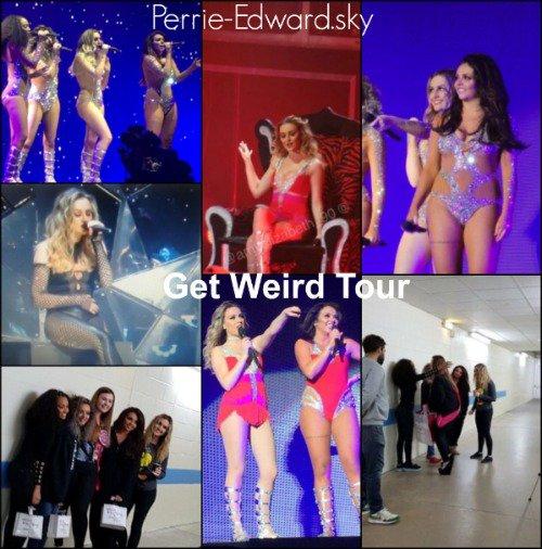 Get Weird Tour Concert
