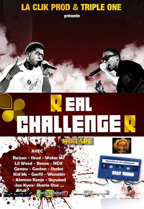 real challenger mixtape