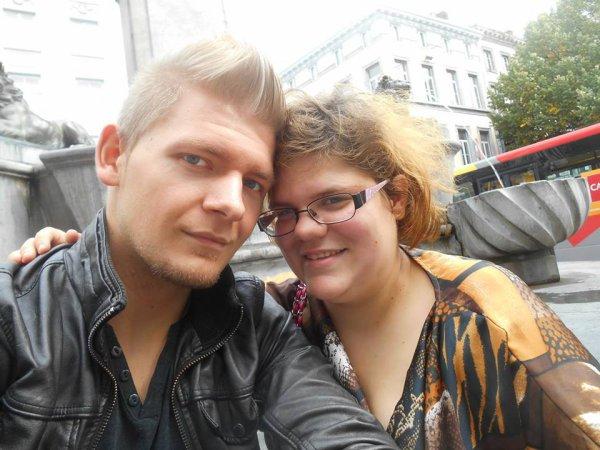 Benja et moi