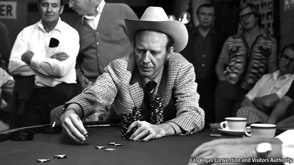 "Thomas ""Amarillo Slim"" Preston, gambler, died on April 29th, aged 83"