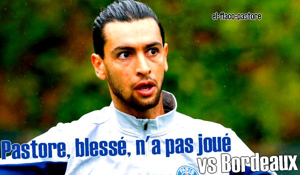 5ème journée de L1, Bordeaux - Paris Saint-Germain : 0-2 (0-1)