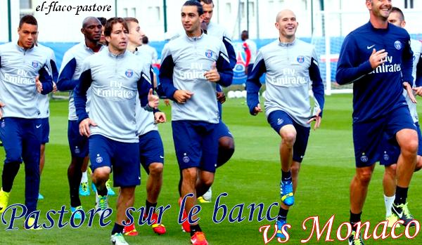 6ème journée de L1, Paris Saint-Germain - Monaco : 1-1 (1-1)