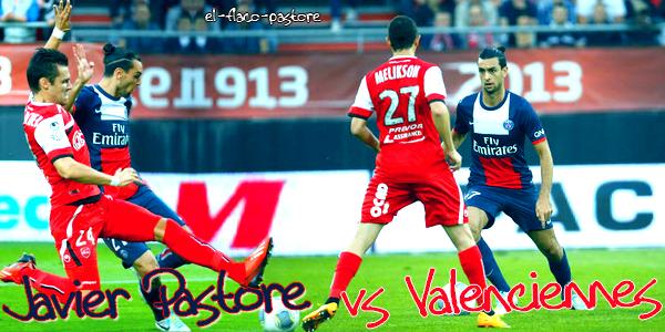 7ème journée de L1, Valenciennes - Paris Saint-Germain : 0-1 (0-1)