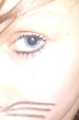 Mes sentiments, desfois, se voient dans mon regard ♥