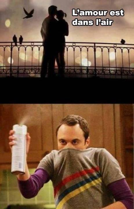 l'amour est dans l'air .. xP