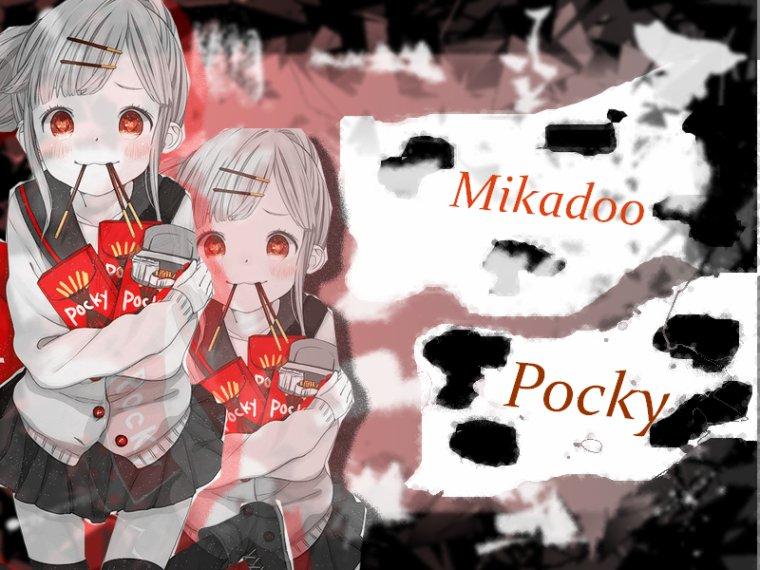 Montage: Mikado Pocky