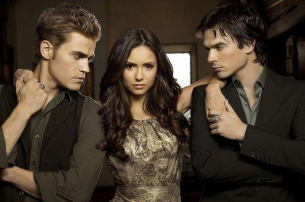 Vampire diaries >>> meilleure série au monde (l) !! ..