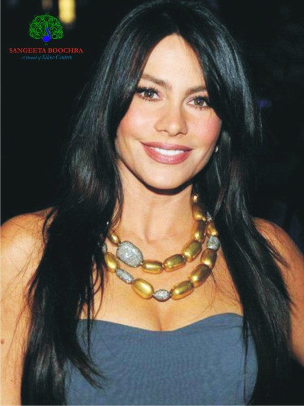 "Sofia Vergara, Hollywood Actress @ The ""Modern Family"""