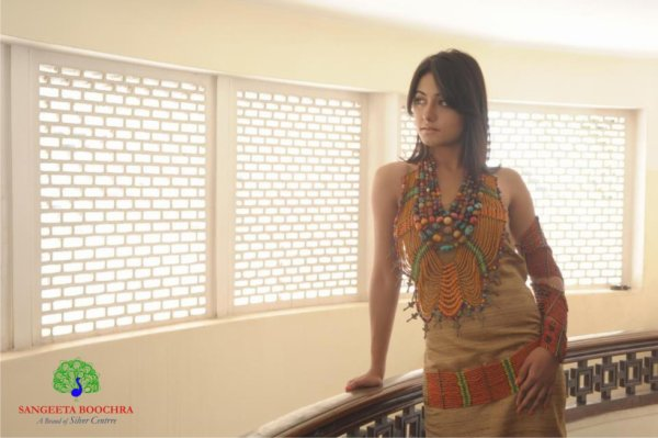 Sangeeta Boochra Tribal Jewellery Collection at Silver Centrre