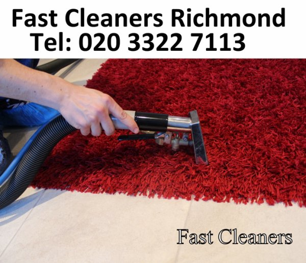 What are the differences between carpet Cleaning Services Richmond and upholstery cleaning services?