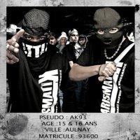 AULNAY / ON LES BAISE TOUS AK93 FEAT TYTO ET PEK (2009)