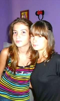 Jessica et Ornella