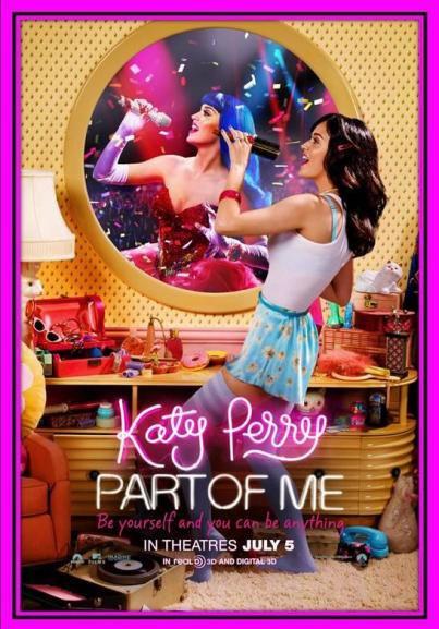 l'avant première du film part of me de katy perry