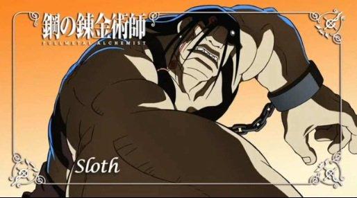 Sloth (dans le manga)