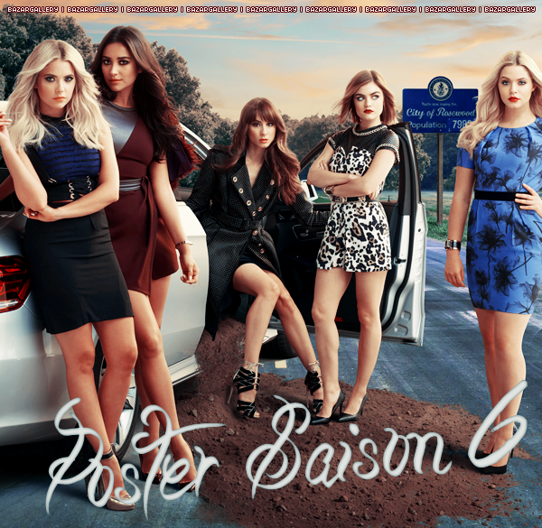 Poster Saison 6B !