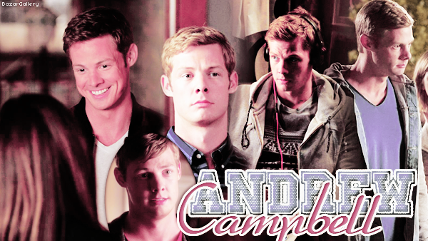 Andrew Campbell - Brandon W. Jones