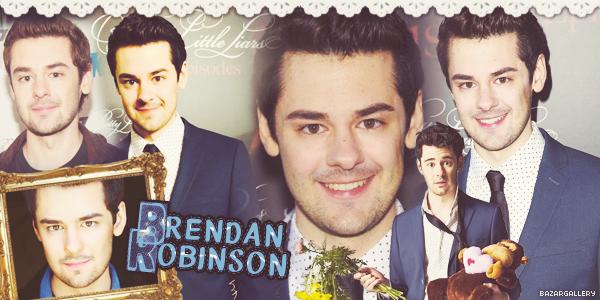 Lucas Gottesman - Brendan Robinson