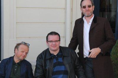 Toby Jones et Michael Smiley