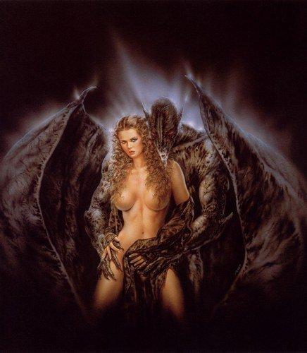Mi ange , mi démon