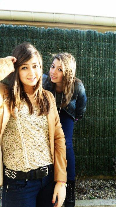 Rachel , Ma meilleure amie <3