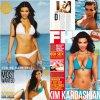 ■■■ Kim fait la premier du magasin FHM UK un photoshoot qui sent bon l'été vous trouvez pas ?
