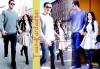 Dimanche 27 mars - Après Midi Kim et Kris on etait aperçue a Meatpacking District de New York il sont aller manger et après aller fair du Shopping