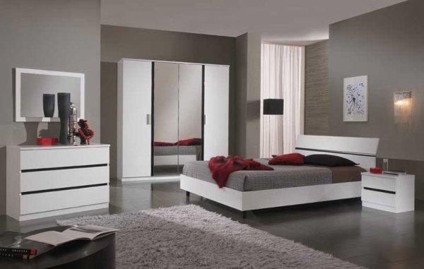 Best Chambre Gris Et Rouge Photos - Matkin.info - matkin.info