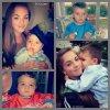 #Mes bébés;Ma raison de vivre! ♥