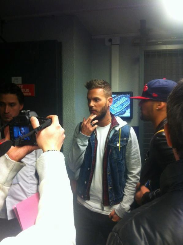 Matt NRJ award 2013
