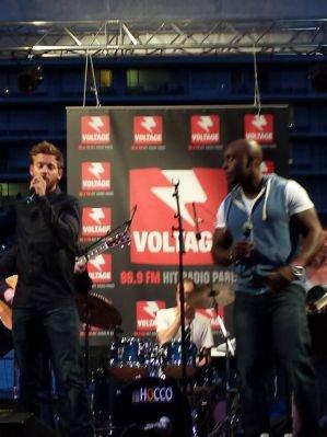 Voltage Paris Live