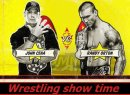 Pictures of Wrestling-Show-time
