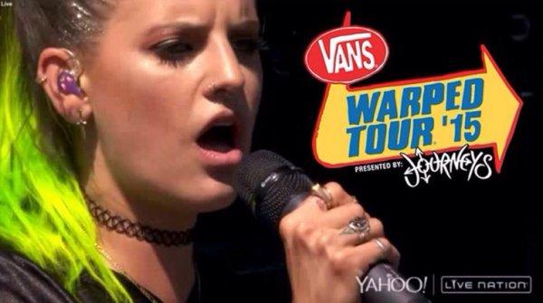 Chapitre 1 : Bonjour Warped Tour !