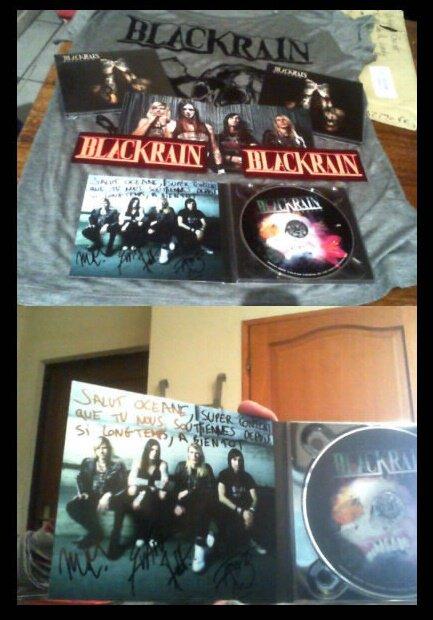 Blackrain Released