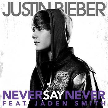 Pochette de Justin Bieber - Never Say Never feat Jaden Smith