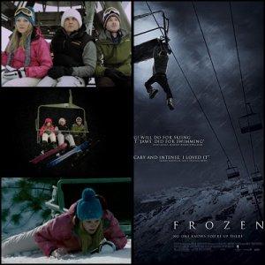 Frozen.#