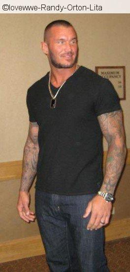 Randy Orton $)