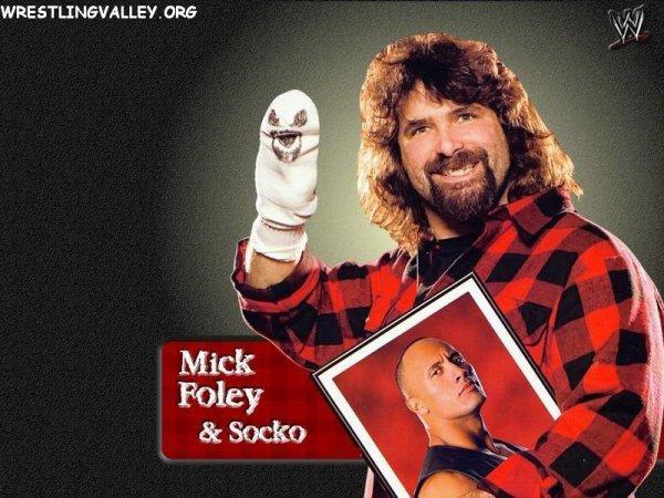 Mick Foley ne plait pas a  tout le monde?