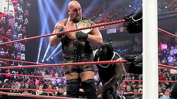Big Show bat le record du règne le plus court