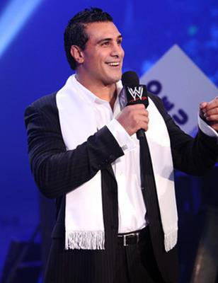 Alberto Del Rio au Royal Rumble ?