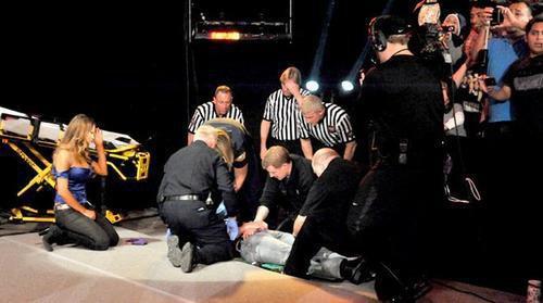 Zack Ryder remercie Cena et Eve Torres