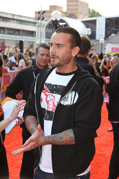 CM Punk : MAJ sur le clash avec Chris Brown