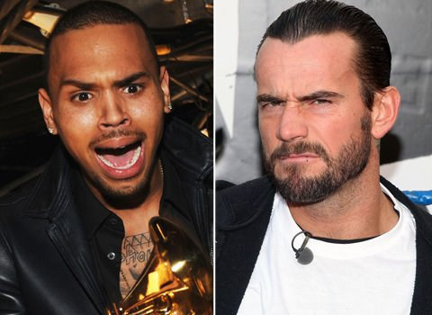 CM Punk/Chris Brown : La guerre continue