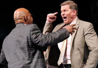 Storyline des Gm : Vers une team Laurinaitis vs Team Long ?