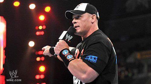 John Cena : Vince Mcmahon demande à ce que l'on soit prudent avec lui