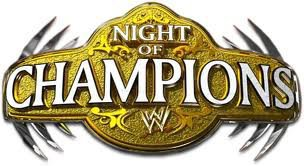 Night Of Champions : Ou et Quand aura lieu le ppv ?