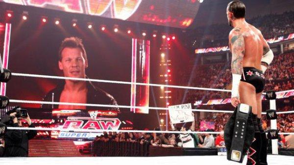 Wrestlemania 28 : Pourquoi Chris Jericho vs Cm Punk en Opener ?