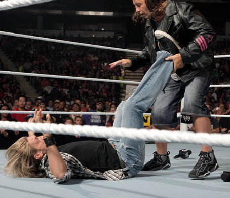 Edge : Il aurait rêvé d'affronter Bret Hart